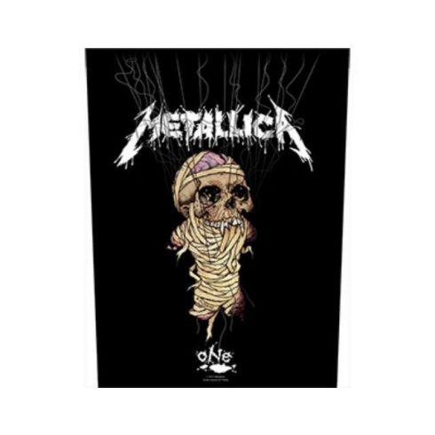 Metallica - One Strings hátfelvarró