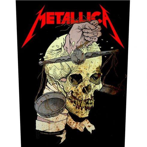 Metallica - Harvester Of Sorrow hátfelvarró