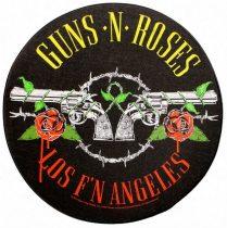 Guns N Roses - Los F'N Angeles hátfelvarró