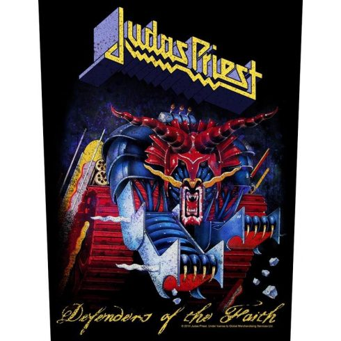 Judas Priest - Defenders Of The Faith hátfelvarró