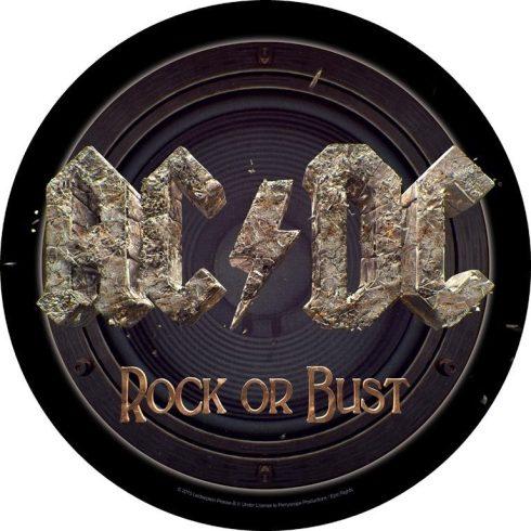 AC/DC - Rock Or Bust hátfelvarró