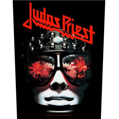 Judas Priest - Hell Bent For Leather hátfelvarró