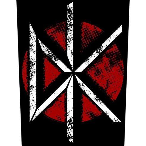 Dead Kennedys - Vintage DK Logo hátfelvarró