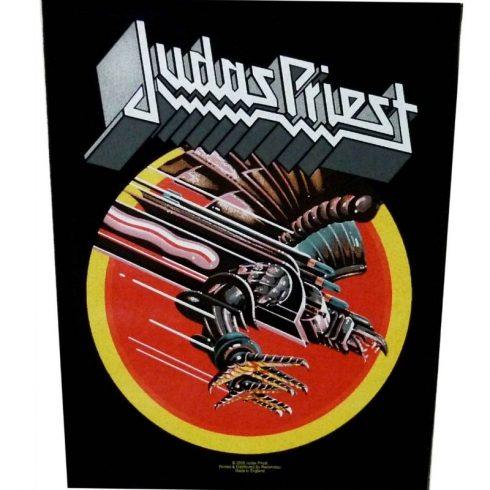 Judas Priest - Screaming For Vengeance hátfelvarró