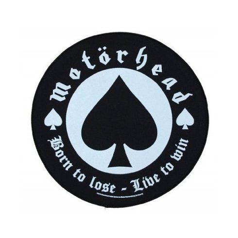 Motorhead - Born To Lose hátfelvarró