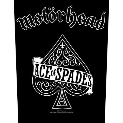 Motorhead - Ace of Spades hátfelvarró