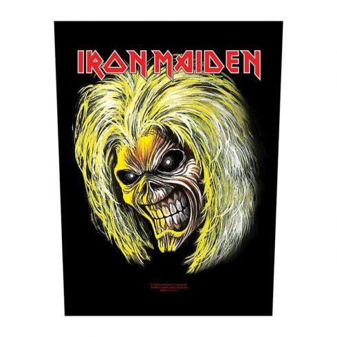 Iron Maiden - Killers Eddie hátfelvarró