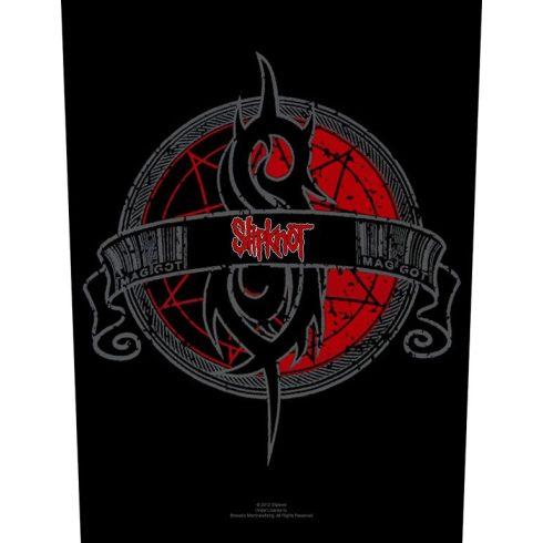 Slipknot - Crest hátfelvarró