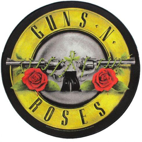 Guns N Roses - Bullet Logo hátfelvarró