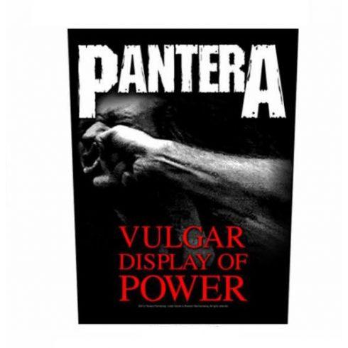 Pantera - Vulgar Display Of Power hátfelvarró