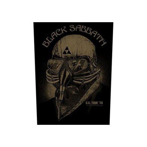 Black Sabbath - US Tour 78 hátfelvarró