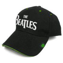 The Beatles - Drop T Logo baseball sapka