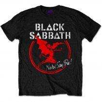 Black Sabbath - Archangel Never Day Die póló