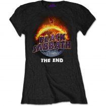 Black Sabbath - The End női póló