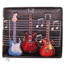 Electric Guitars pénztárca