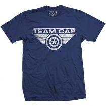 Captain Team Cap Logo póló