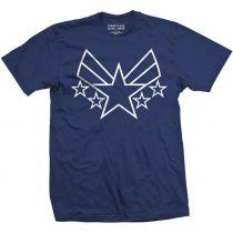 Captain America Civil War Cap Insignia póló