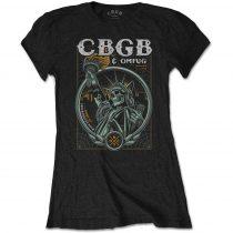 CBGB - Liberty női póló