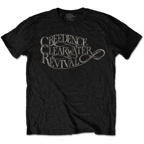 Creedence Clearwater Revival - Vintage Logo póló