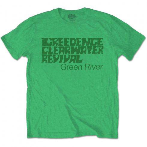 Creedence Clearwater Revival - Green River  póló