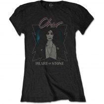Cher - Heart of Stone női póló