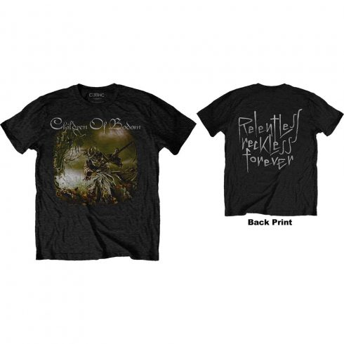 Children Of Bodom - Relentless (Back Print) póló