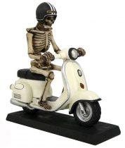 Scooter szobor