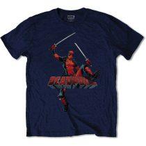 Deadpool Logo Jump póló