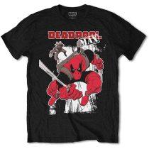 Deadpool Max póló