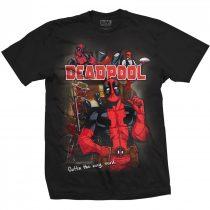 Deadpool Deadpool Homage póló
