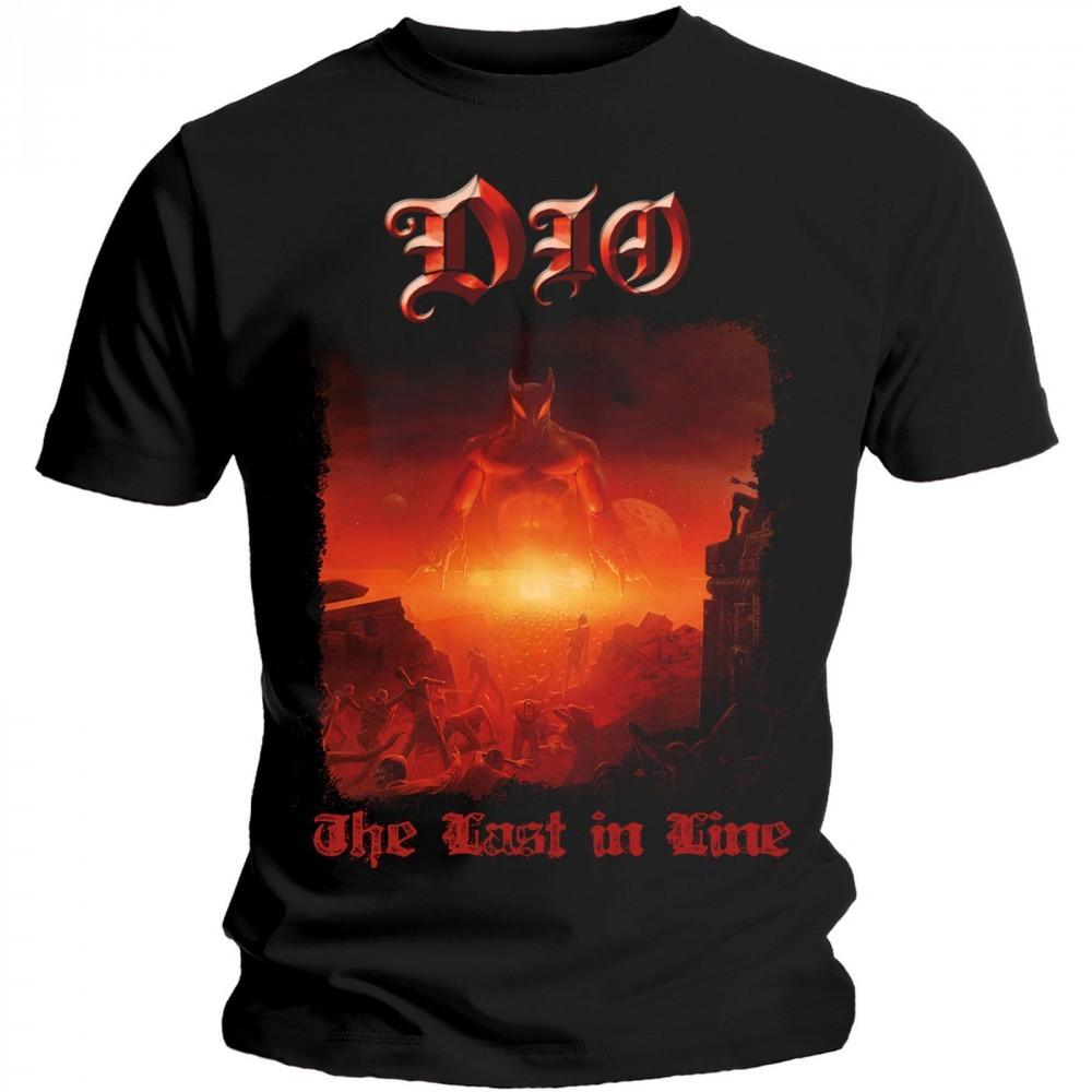 Dio - The Last In Line póló - RockStore.hu - Rockzenei kiadványok ... 5d8b828698