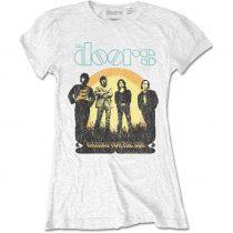 The Doors - Waiting for the Sun női póló