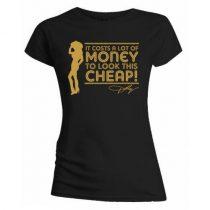 Dolly Parton - Lot of Money női póló