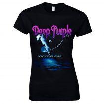 Deep Purple - SMOKE ON THE WATER női póló