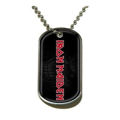Iron Maiden - Logo dögcédula