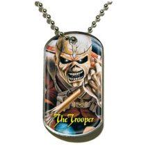 Iron Maiden - The Trooper dögcédula