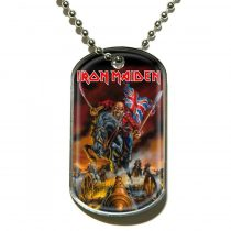 Iron Maiden - Maiden England dögcédula