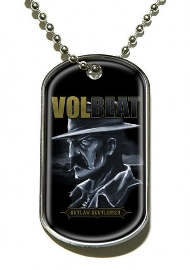 Volbeat - Outlaw Gentlemen dögcédula