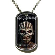 Iron Maiden - The Book Of Souls dögcédula