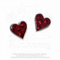 Alchemy Heart's Blood fülbevaló