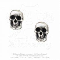 Alchemy Death fülbevaló