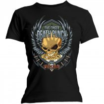 Five Finger Death Punch - Trouble női póló
