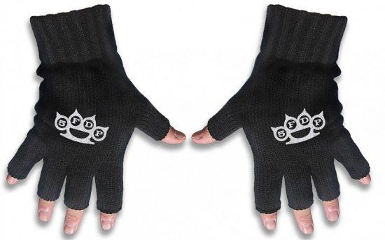 Five Finger Death Punch - 5FDP kesztyű