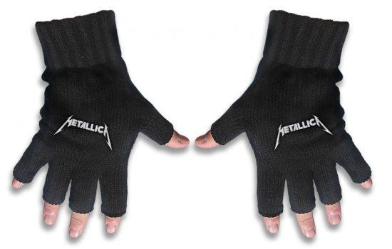 Metallica - Logo kesztyű