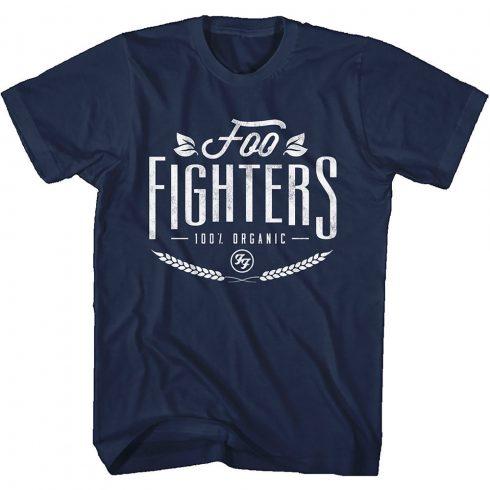 Foo Fighters - 100% Organic póló