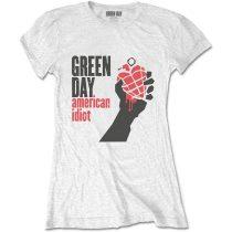 Green Day - American Idiot női póló
