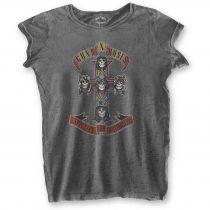 Guns N Roses - Appetite for Destruction női póló