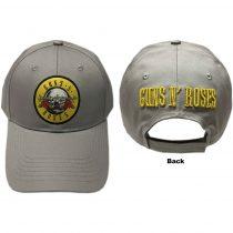 Guns N Roses - Circle Logo Grey baseball sapka