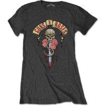 Guns N Roses - Dripping Dagger női póló