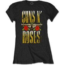 Guns N Roses - Big Guns női póló